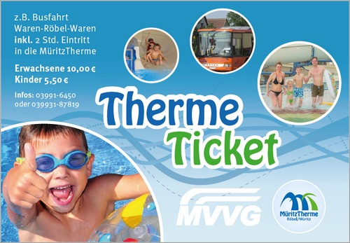 Müritztherme Ticket